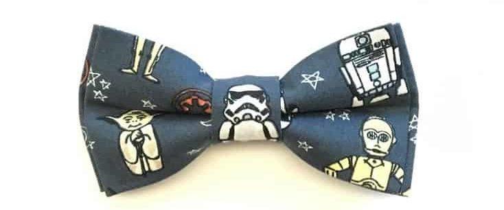 Rare Special Edition Star Wars #2 Pre Tied Self Tie
