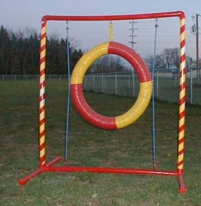 DIY Tire Jump toy