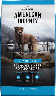 American Journey All Life Stages Salmon & Sweet Potato Recipe Grain-Free Dry Dog Food