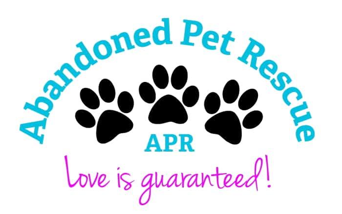 Abandoned Pet Rescue logo