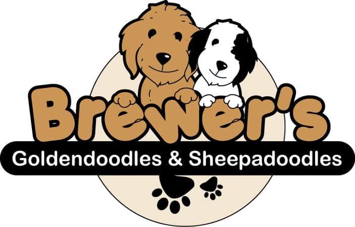 Brewer's Goldendoodles logo