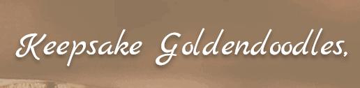 Keepsake Goldendoodles logo