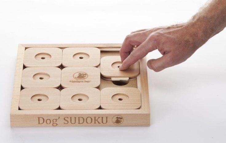 My Intelligent Dogs Midi 0 M9 Intelligence Toy Dog 'Sudoku'
