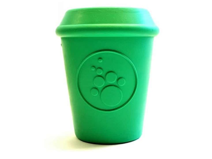 SodaPup Coffee Cup Dog Toy - Dog Puzzle Toys