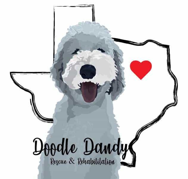 Doodle Dandy Rescue Texas logo
