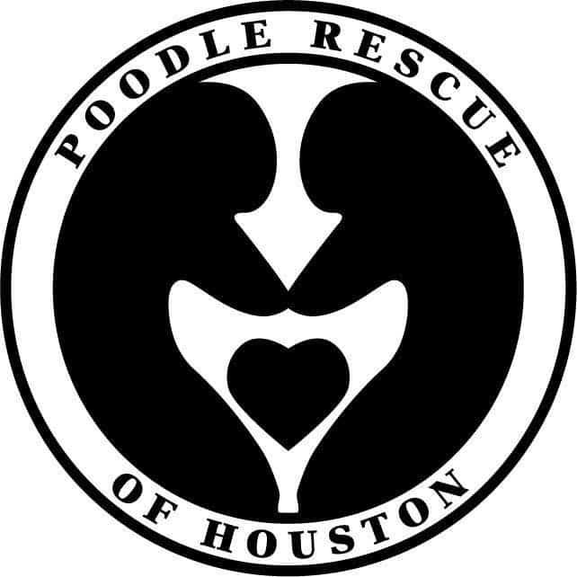 Poodle Rescue of Houston Texas logo