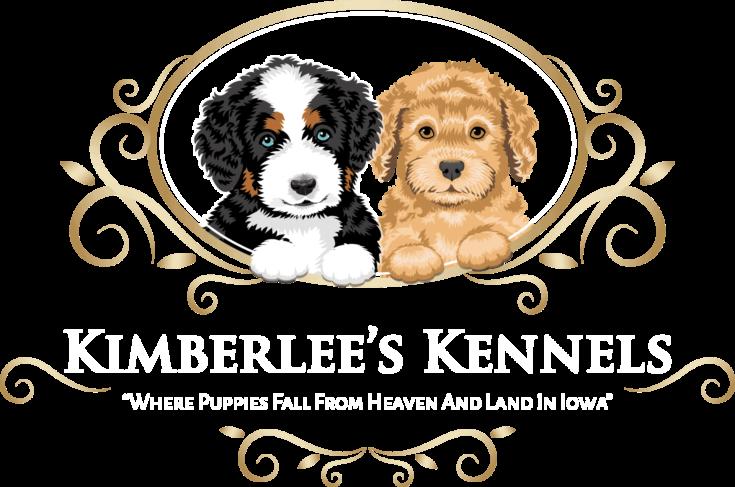 Kimberlee's Kennels in Iowa logo