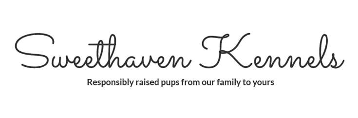Sweethaven Kennels logo