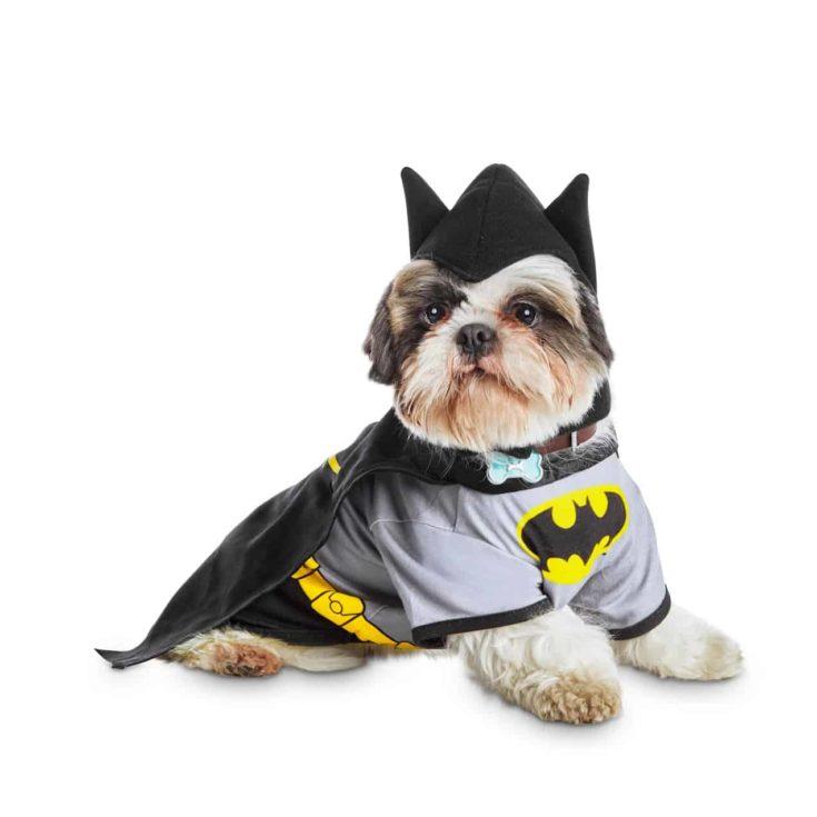 DC Comics Batman Pet Costume, XX-Small
